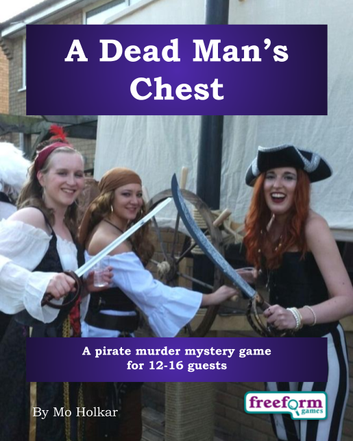 A Dead Man'[s Chest - a pirate murder mystery party
