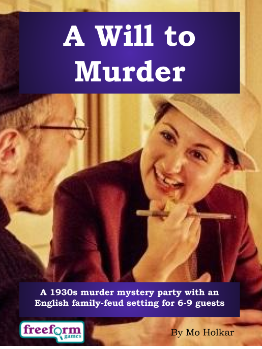 Cover for A Will to Murder