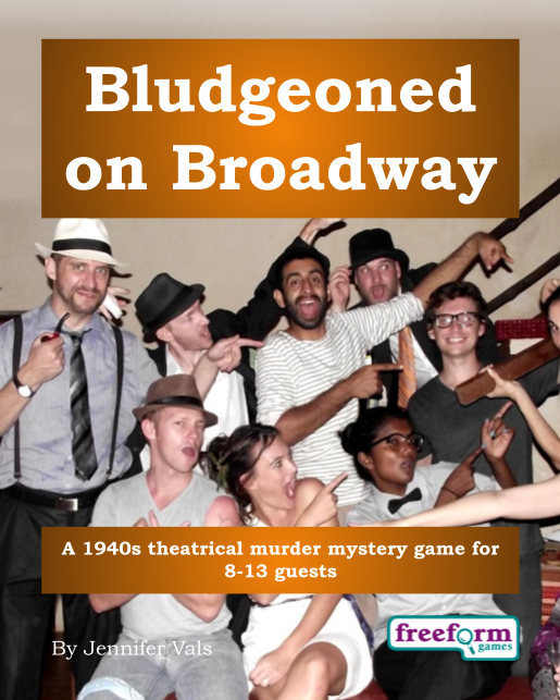 Bludgeoned on Broadway