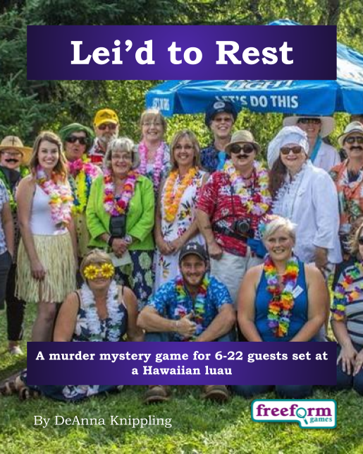 Lei'd to Rest