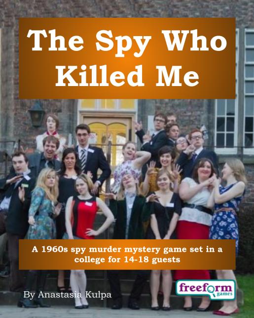 The Spy Who Killed Me