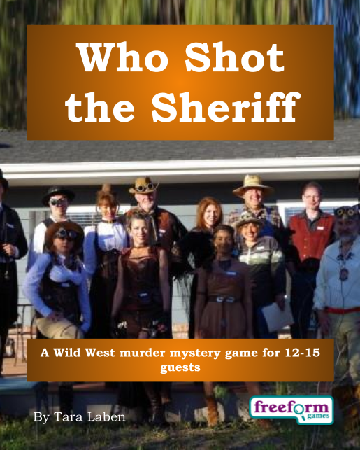 Who Shot the Sheriff