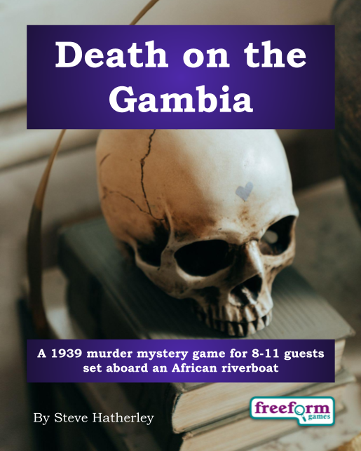 Download the Death on the Gambia intro file