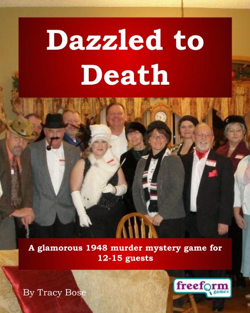 Dazzled to Death intro file