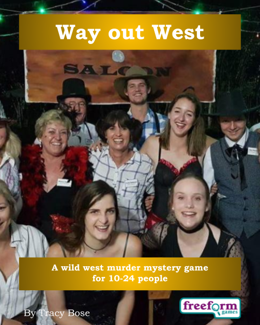 Way out West introductory file